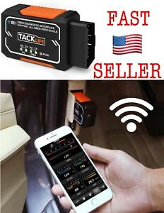 Car Wifi Obd2 Tacklife Wireless Obdll Diagnostic Real Time Scanning Tool Fast