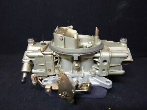1968 Shelby Gt500 Mustang 428 Holley C8zx A List 4129 7b4 December 1967 Carb