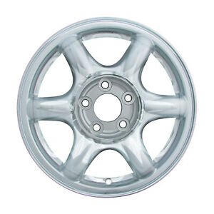 Chrome Plated 6 Slot 16x6 5 Factory Wheel 2000 2004 Buick Regal
