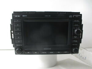 2005 Chrysler 300 Navigation Cd Player Radio Rec P56038646al Oem