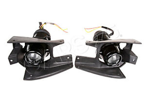 Mazda 6 2003 2005 Fog Lights Driving Lamps Set L R