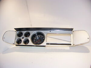 1979 Dodge Truck Power Wagon Instrument Cluster Oem Little Red Express 1978 1977
