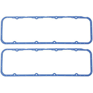 Moroso 93045 Valve Cover Gaskets Rubber Chevy Big Block Big Chief Heads