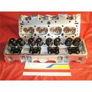 Edelbrock 5073 Cylinder Head E Street Small Block Chevrolet 70cc Sold In Pairs