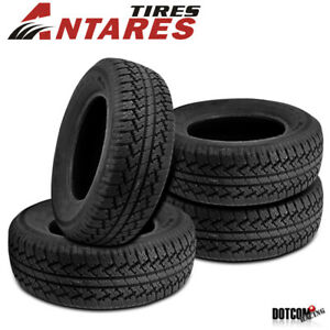 4 X New Antares Smt A7 275 70 16 114s Off road Performance Tire