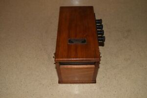 Leeds Northrup Light Beam Galvanometer Cat No 2194 bb