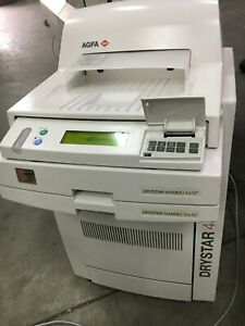 Agfa Drystar Mammo 4500m Dry Imaging Printer free Shipping To Miami Fl 33166