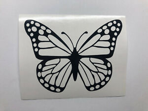 Butterfly Viniyl Vinyl Decal Sticker Car Truck Window Laptop