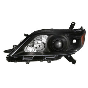 For 11 14 Toyota Sienna sport Black Se Factory Style Headlight Replacement Lh