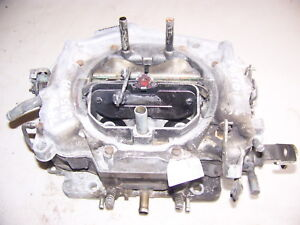 1979 1980 International Harvester 345 Thermoquad Carburetor Oem 9128s