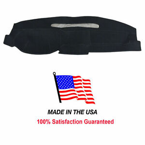 Black Carpet Dash Mat Compatible With 1999 2004 Jeep Grand Cherokee Dash Cover