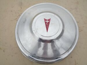 1970 s Pontiac Dog Dish Hub Cap Poverty Center Cap 10 3 4 One Only Man Cave