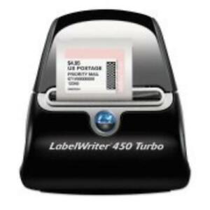 Dymo Labelwriter 450 Series Pc Connected Label Printers Labelmaker 450 Turbo
