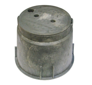 10 In Round Electrical Splice Box Durable Stainless Steel Screw Is Included