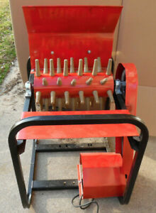Ultra Reliable Steel Picker Plucker For Chicken Poultry Turkey Special