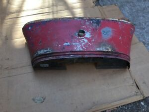 1928 1929 Model A Ford Gas Tank Top Hot Rat Street Rod Cowl Firewall Tudor Coupe