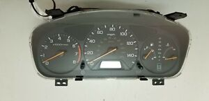 1998 2000 Honda Accord Speedometer Head Cluster 95k Oem