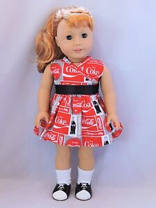 coca cola dress fit 18