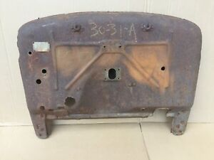 1930 1931 Model A Ford Firewall Body Cowl Hot Rat Rod Coupe Roadster 30 31 7