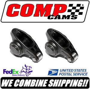 Comp Cams Ultra Pro Magnum 1 52 3 8 Sbc Chevy V8 Roller Rocker Arms 1601 16