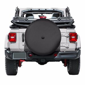 32 Spare Tire Cover Fits Jeep Wrangler Jl W Rear Camera Jlu Boomerang
