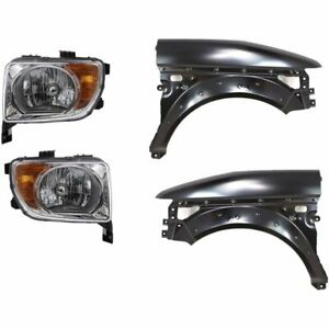 Front Right Left Side New Auto Body Repair Kit Lh Rh For Honda Element 03 06