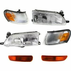 Right left Side New Auto Body Repair Lh Rh For Toyota Corolla 1993 1997