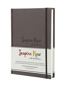 inspire Now Journal A5 Daily Productivity Planner Daily Organiser Weekly