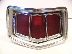 1968 Dodge Coronet Station Wagon Lh Taillight Assy Complete Oem