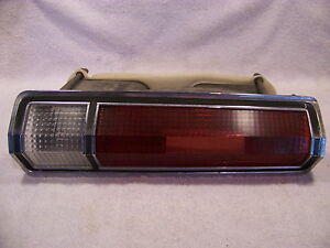 1968 Chrysler Newport Ps Taillight Complete Oem Nice