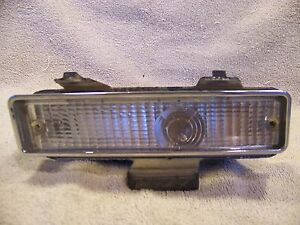 1968 Chrysler Imperial Crown Coupe Front Turn Signal Assy Complete Lebaron