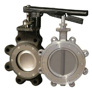 Crane Flowseal 8 High Performance Butterfly Valve 3da 191bff h