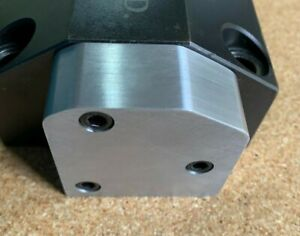 Coolant Through Housing Fit Haas Lathe Holder Sl 10 And St 10