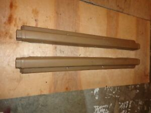 Nissan Datsun 280zx Oem Sill Kick Plate Tan 79 83 Coupe Only Review Pics Nice