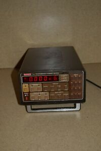Keithley 224 Programmable Current Source Unit 1