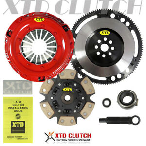 Xtd Stage 3 Clutch 9lbs Flywheel Kit B18a1 B18b1 B18c1 B18c5 B20b B20z