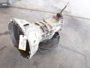 04 12 Chevy Colorado Gmc Canyon 06 Hummer H3 4x4 5 Speed Manual Transmission