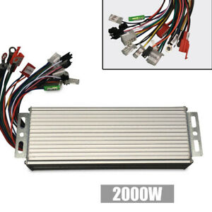 Brushless Motor Speed Controller E bike Scooter Electric Bicycle 48 72v 2000w