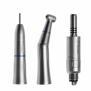 Dental Slow Low Speed Handpiece Straight Contra Angle Air Motor 4h Fit Kavo Upyh
