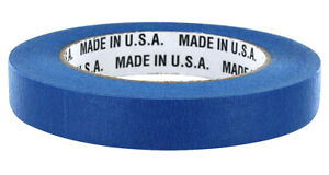Merco M187 Blue Painters Masking Tape 24mm X 55m 21 Day Clean Release 36 Rolls