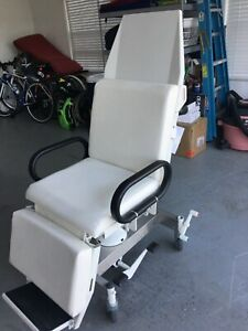 Metal Crafters Medical Positioning Chair Mpc1000 e