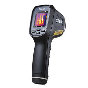 Flir Tg165 9 Hz 80x60 Rugged Imaging Infrared Thermometer Spot Thermal Camera