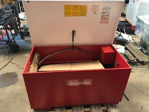 Parts Washer Handi Kleen Graymills Pl36 A Solvent Parts Cleaner 15 20 Gallons