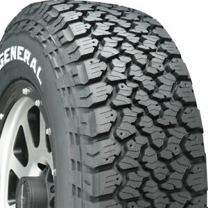 1 New Lt265 75 16 General Grabber Atx 75r R16 Tire 43609