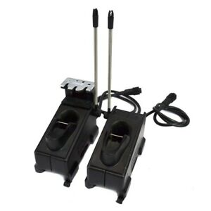 lot Of 2 Jbc Pa sb 141133 045 147417 006 Desoldering And Soldering Stand