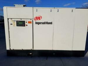 Ingersoll Rand Ssr xf200 Industrial Screw Compressor Air Compressor 993 Cfm