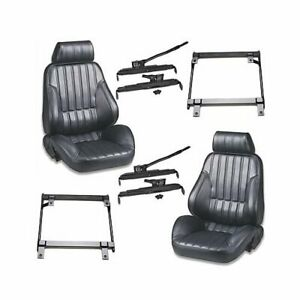 Summit Racing Seat And Seat Bracket Pro Pack 27 0006