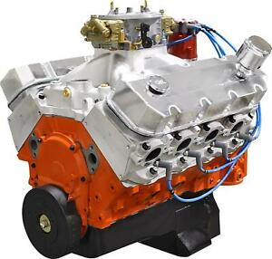 Blueprint Engines Pro Series Chevy 632 C I D 815hp Dressed Crate Engine