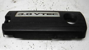 2003 2007 Honda Accord Upper Engine Cover Black Oem Lkq