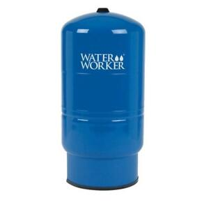 Water Worker Ht 20b Pressurized Well Tank Vertical Pre charged 20 gals Nib